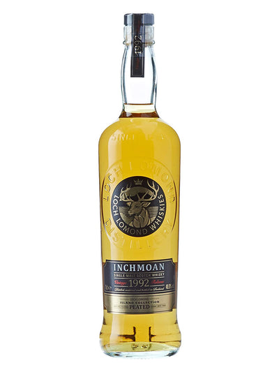 Loch Lomond Inchmoan 1992 25 Year Old Single Malt Scotch Whisky 700mL