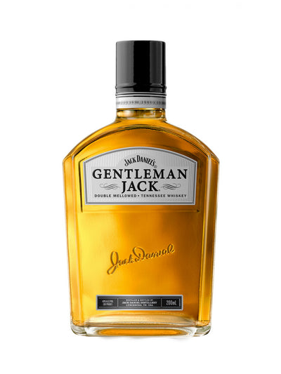 Jack Daniel's Gentleman Jack Double Mellowed Tennessee Whiskey 200mL