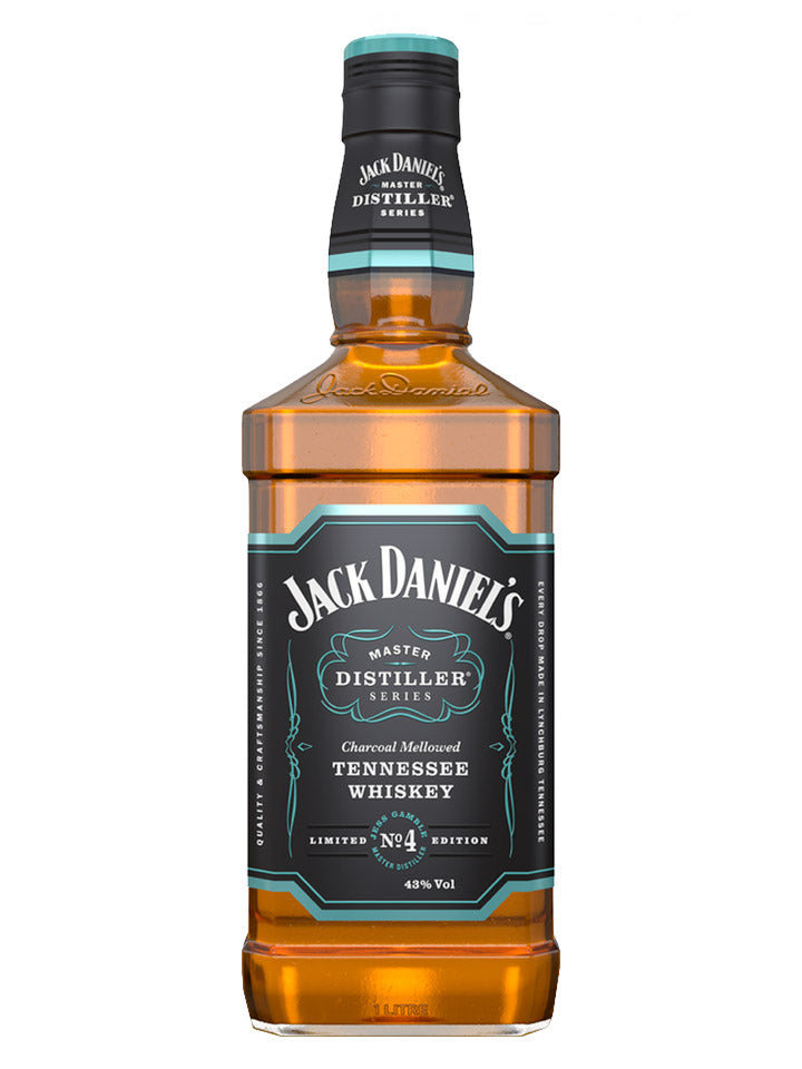 Jack Daniel's Master Distiller's No. 4 Limited Edition Tennessee Whiskey 750mL