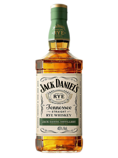 Jack Daniel's Tennessee Straight Rye Whisky 1L