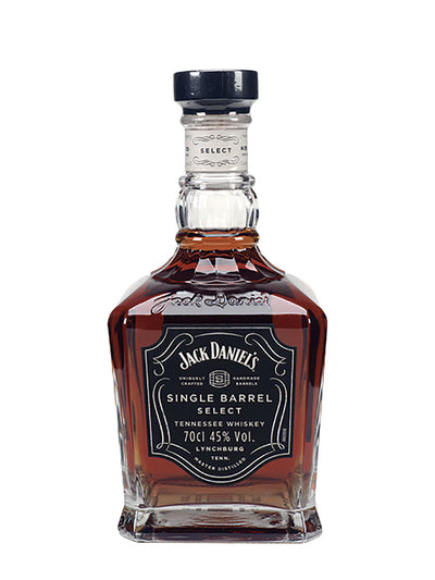 Jack Daniels Single Barrel Select Tennessee Whiskey 700mL
