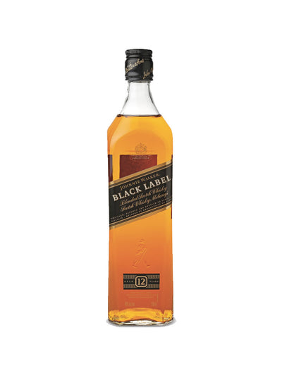 Johnnie Walker Black Label Blended Scotch Whisky 200mL
