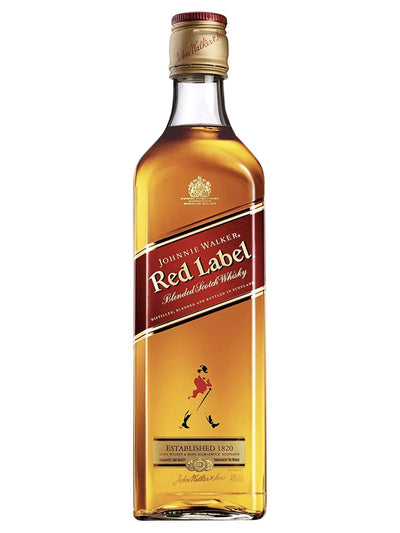 Johnnie Walker Red Label Blended Scotch Whisky 1L