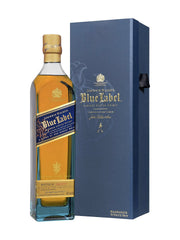 Johnnie Walker Blue Label Blended Scotch Whisky 1L