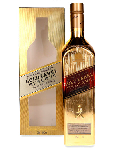 Johnnie Walker Bullion Gold Label Limited Edition 2016 Blended Scotch Whisky 750mL