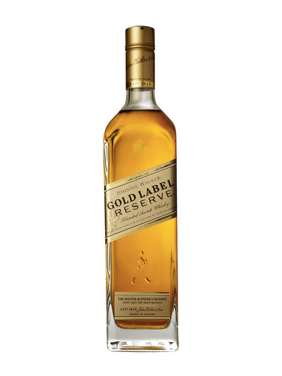 Johnnie Walker Gold Label Reserve Blended Scotch Whisky 1L