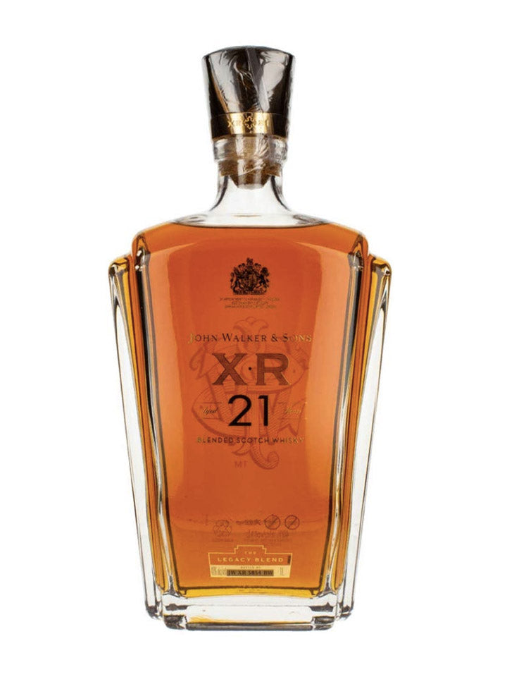 Johnnie Walker XR 21 Year Old Blended Whisky 750mL
