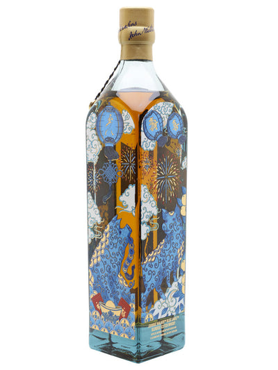 Johnnie Walker Blue Label Zodiac Collection Year Of The Pig Blended Scotch Whisky 1L