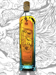 Johnnie Walker Blue Label Zodiac Collection Year Of The Horse Blended Scotch Whisky 1L