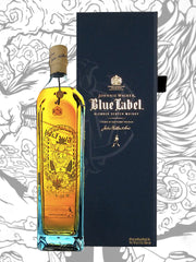Johnnie Walker Blue Label Zodiac Collection Year Of The Ox Blended Scotch Whisky 1L