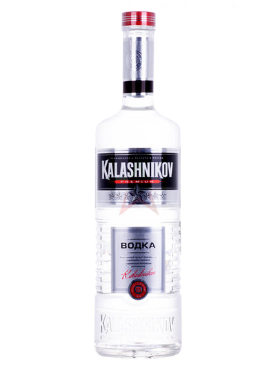 Kalashnikov Premium Russian Vodka 700mL