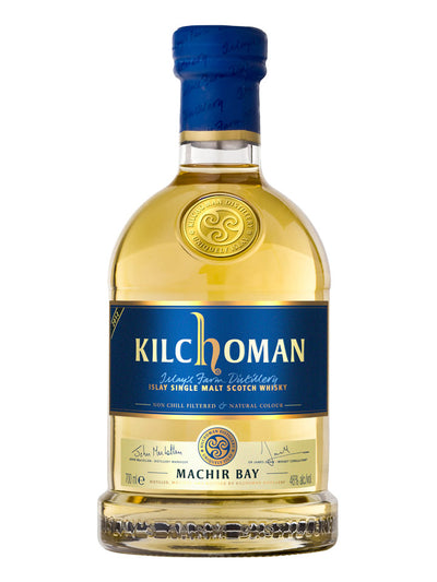 Kilchoman Machir Bay Islay Single Malt Scotch Whisky 700mL