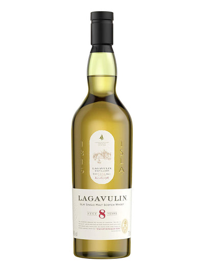 Lagavulin 8 Year Old Single Malt Scotch Whisky 700mL