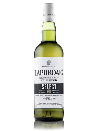 Laphroaig Select Islay Single Malt Scotch Whisky 700mL