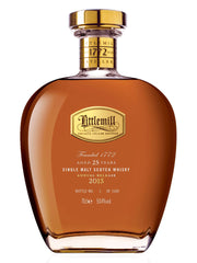 Littlemill Private Cellar Edition 2015 25 Year Old Single Malt Scotch Whisky 700mL