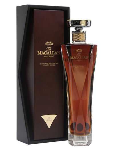 The Macallan Oscuro Single Malt Scotch Whisky 700mL