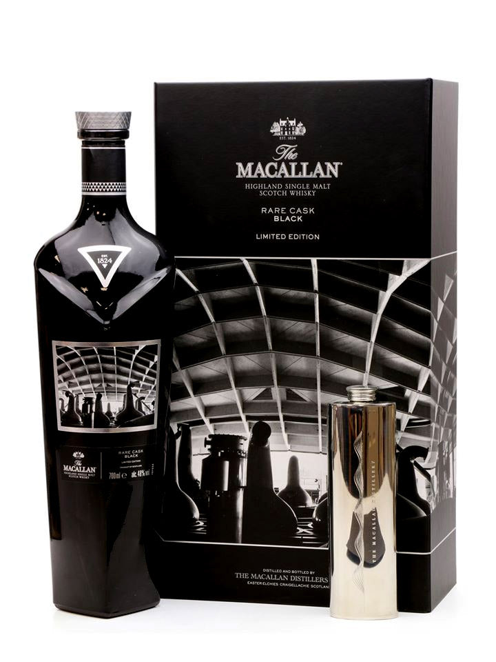 The Macallan Rare Cask Black Limited Edition Single Malt Scotch Whisky 700ml