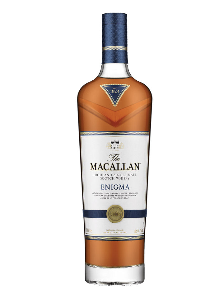 The Macallan Enigma Highland Single Malt Scotch Whisky 700mL