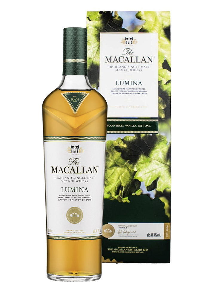 The Macallan Lumina Highland Single Malt Scotch Whisky 700mL