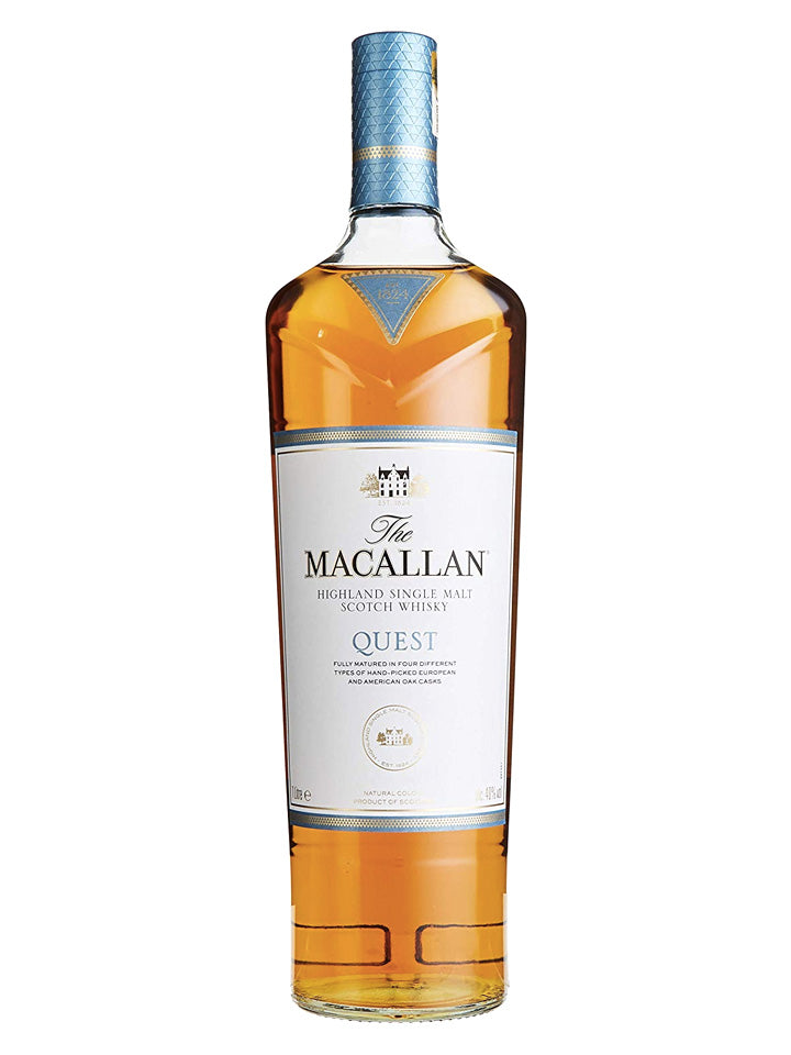The Macallan Quest Single Malt Scotch Whisky 700mL