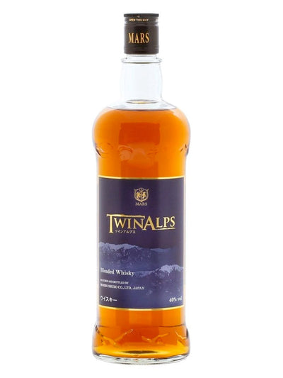 Mars Shinshu Twin Alps Blended Japanese Whisky 750mL