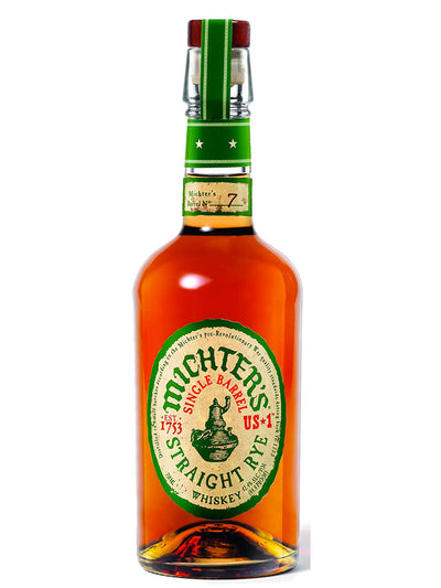 Michter's US 1 Single Barrel Straight Rye Whiskey 750mL