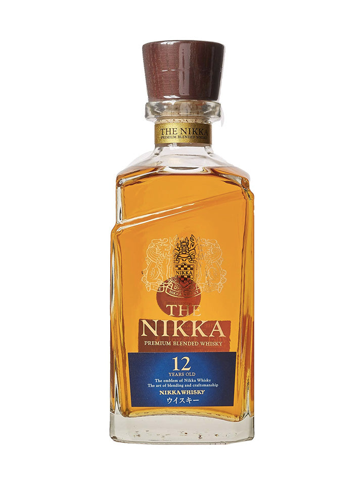 Nikka 12 Year Old Blended Japanese Whisky 700ml