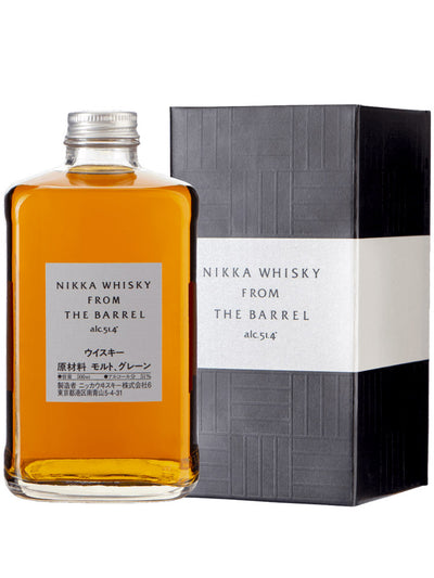 Nikka From The Barrel With Gift Box Japanese Whisky 500mL