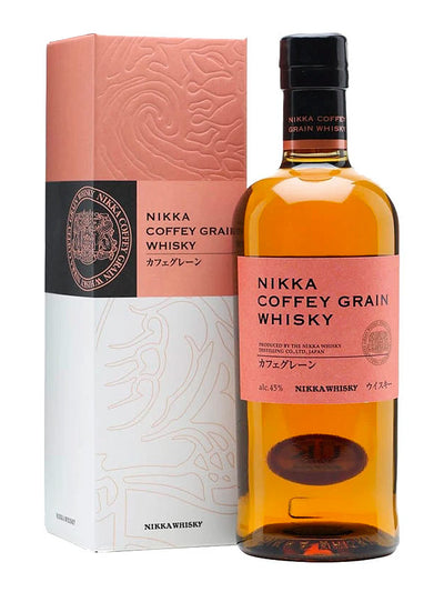Nikka Coffey Grain With Gift Box Japanese Whisky 700ml
