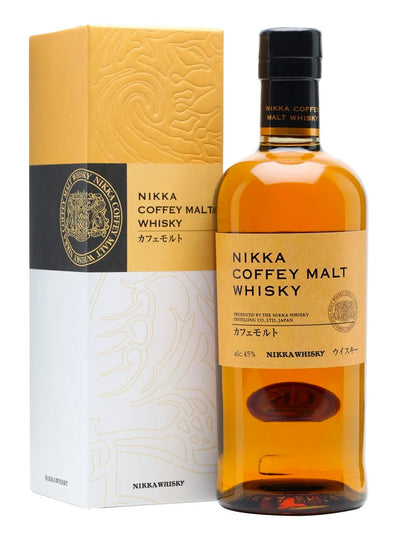 Nikka Coffey Malt With Gift Box Japanese Whisky 700ml
