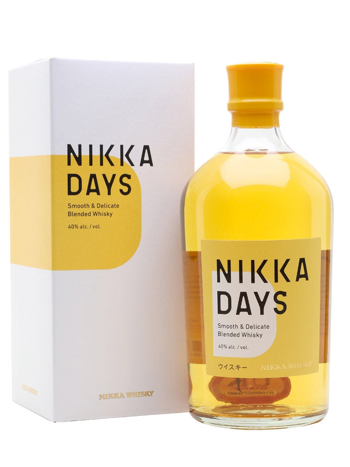 NIkka Days With Gift Box Blended Japanese Whisky 700mL