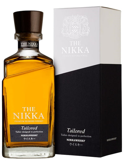 Nikka Tailored With Gift Box Blended Japanese Whisky 700mL