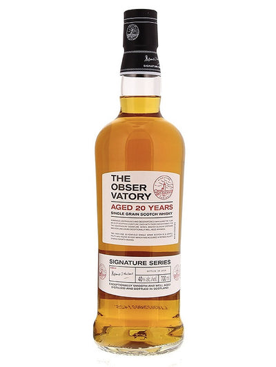 The Observatory 20 Year Old Single Grain Whisky 700mL