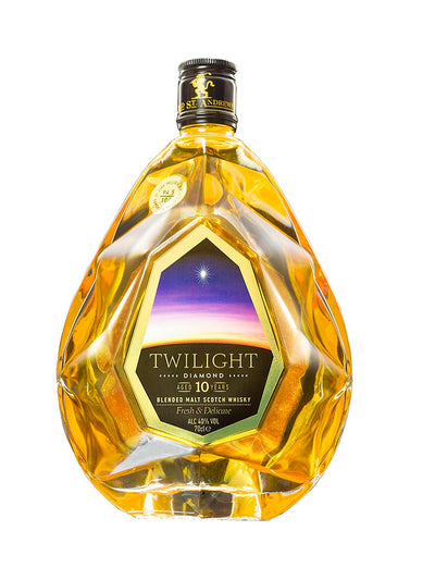 Old St. Andrews Twilight Diamond 10 Year Old Blended Scotch Whisky 700mL