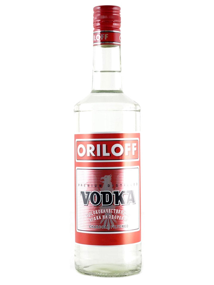 Oriloff Premium Distilled Vodka 1L