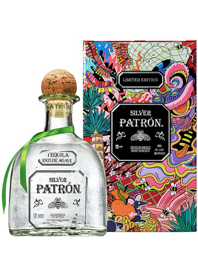 Patron Silver Chinese New Year Limited Edition Tequila 1L