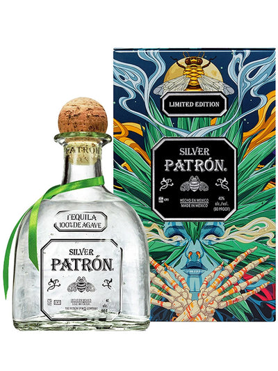 Patron Silver Mexican Heritage Limited Edition Tequila 1L