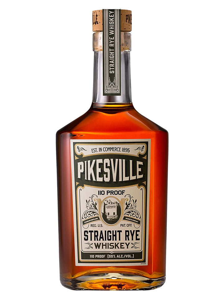 Pikesville 110 Proof Straight Rye Whiskey 750mL