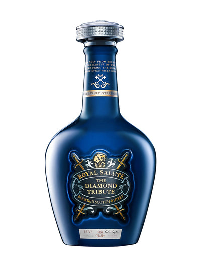 Chivas Brothers Royal Salute Diamond Tribute Scotch Whisky 700mL