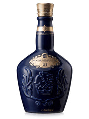Royal Salute The Signature Blend 21 Year Old Blended Scotch Whisky 1L