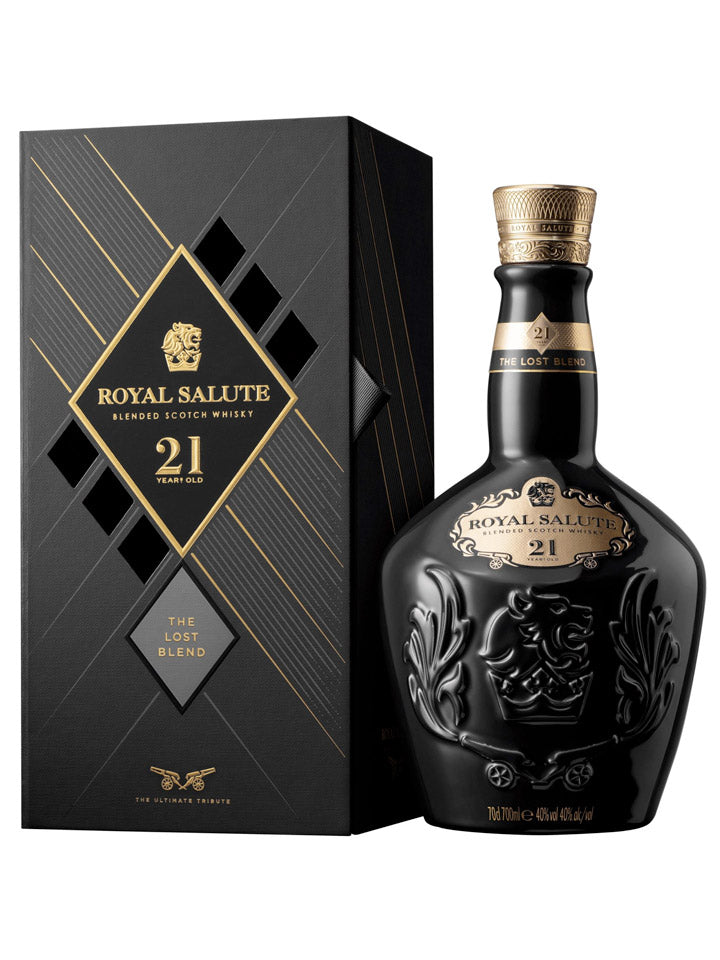 Royal Salute The Lost Blend 21 Year Old Blended Scotch Whisky 700mL