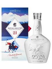 Royal Salute Snow Polo Edition 21 Year Old Blended Scotch Whisky 700mL