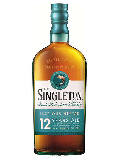 Singleton of Dufftown 12 Year Old Single Malt Scotch Whisky 700mL
