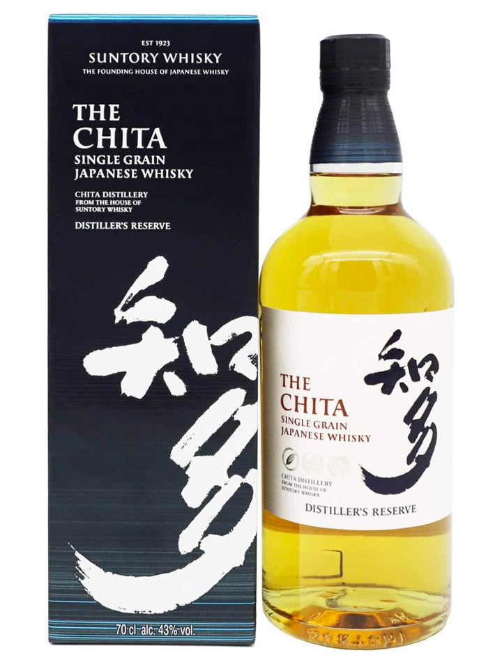 Suntory The Chita Single Grain Japanese Whisky 700mL