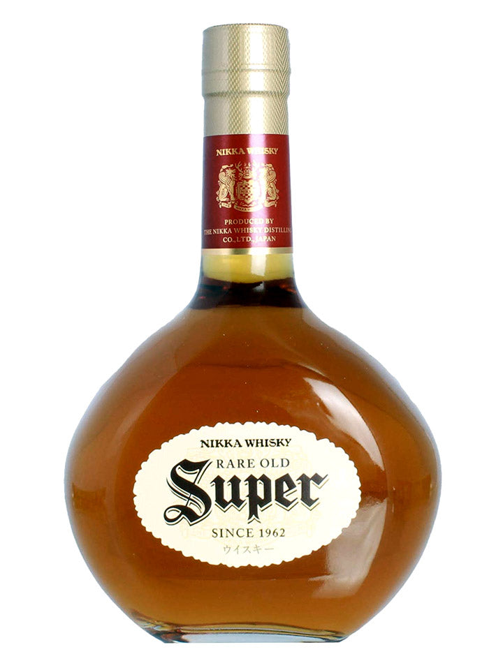 Nikka Super Rare Old Japanese Whisky 700mL