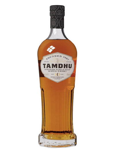 Tamdhu 10 Year Old Speyside Single Malt Whisky 700mL