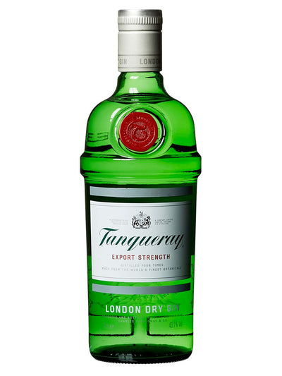 Tanqueray London Dry Gin Export Strength 43.1% 700mL
