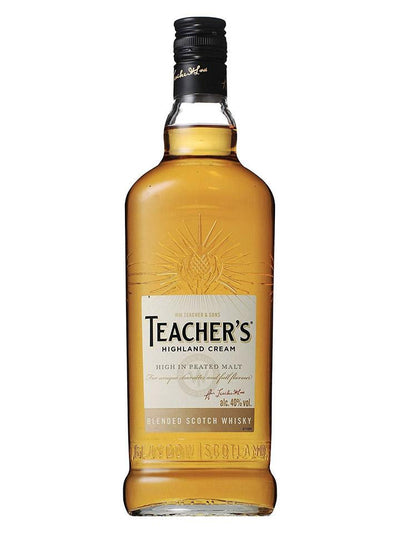 Teacher's Highland Cream Blended Scotch Whisky 1L