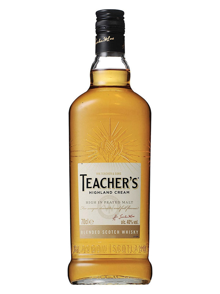 Teacher's Highland Cream Blended Scotch Whisky 700mL