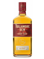 Tullamore DEW Cider Cask Finish Irish Blended Whiskey 500mL